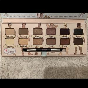 The Balm Nude Dude Volume 2 Palette